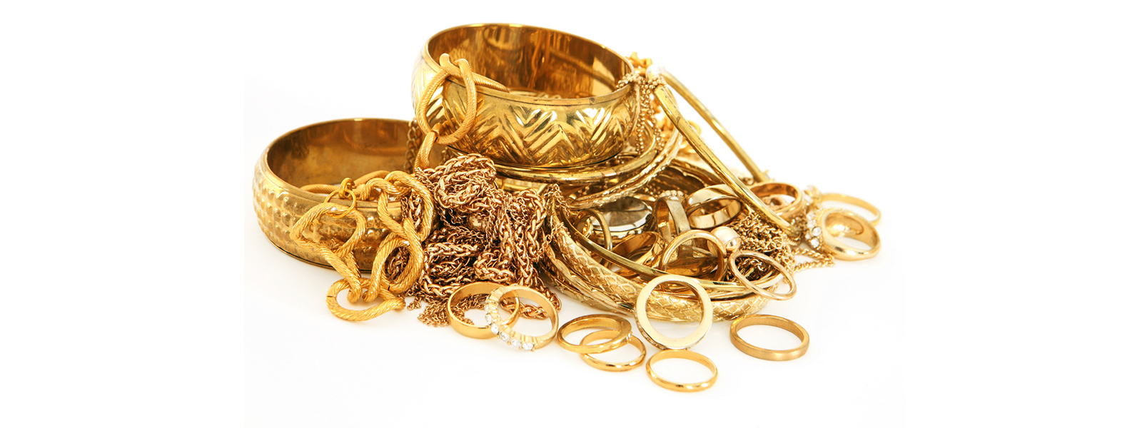 Köper Guld- silver m.m.